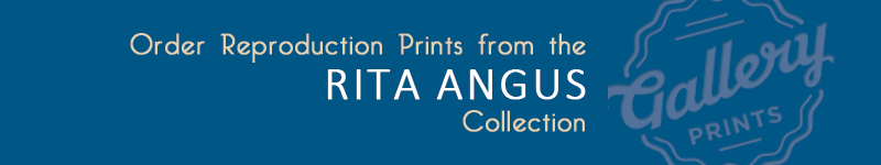Print on Demand - Rita Angus Collection from Gallery Prints